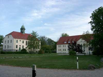 Urlaub am Schloss Krassow