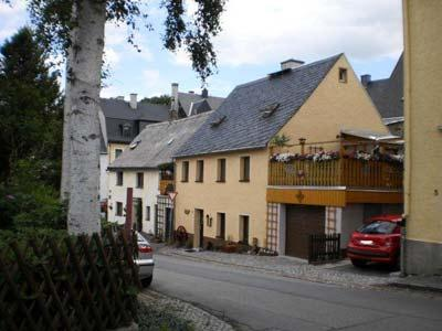 Ferienhaus Erzgebirge