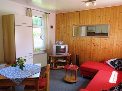 Ferienhaus für 2 Personen mit Gartensauna in Ostfriesland